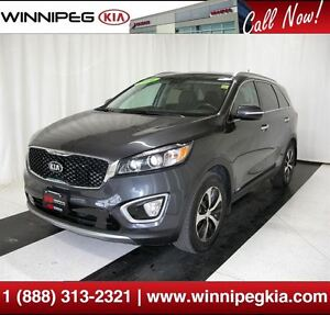 2016 Kia Sorento EX *Turbo Engine, Drive Mode Select & More!*
