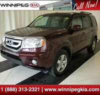 2011 Honda Pilot EX-L *Financed Price $27,906*