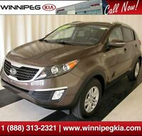 2012 Kia Sportage LX *Financed Price $18,506!*