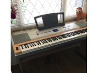 Yamaha dgx-630 grand piano in excellent condition.