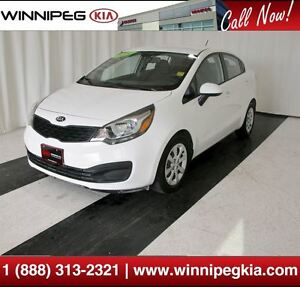2014 Kia Rio LX+ *No Accidents! ECO Driving Mode*