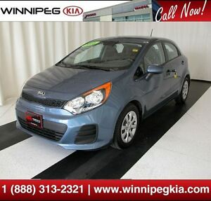 2016 Kia Rio 5 LX+ *ECO Driving Mode, Power Group & More!*