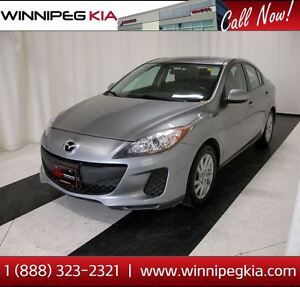 2012 Mazda MAZDA3 GS *Always Owned In MB!*