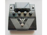 Mesa Boogie V1 'Bottle Rocket' overdrive/preamp valve powered guitar pedal