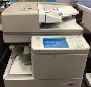 CANON COLOR ImageRUNNER ADVANCE IRA C2020 C2030 C2225 C2230 C5030 C5035 C5045 C5051 C5235 Lightly Used Copiers SALE