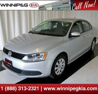 2014 Volkswagen Jetta Trendline+ *Rear View Camera, Heated Seats