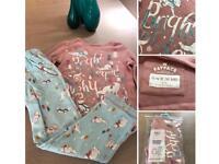 Fantastic designer girls bundle PJs