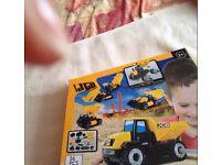 JCB Multi Construct Dumper Truck