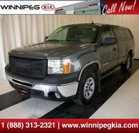 2011 GMC Sierra 1500 *Low KM, Cruise, Box Cover*