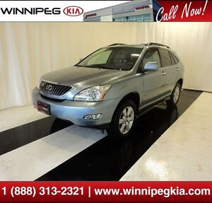 2009 Lexus RX 350 *Sunroof! Leather & Much More!*