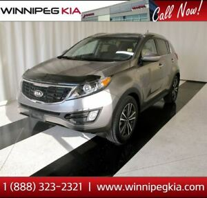 2016 Kia Sportage SX *Local Trade! No Accidents!*