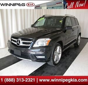 2012 Mercedes-Benz GLK-Class GLK350 4MATIC *Pano. Sunroof!*