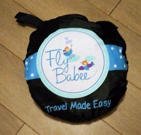 Fly Babee (CoziGo) Bassinet Cover - Fits all airline bassinets!