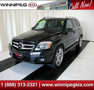 2011 Mercedes-Benz GLK-Class GLK350 4MATIC *Loaded!*