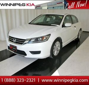2015 Honda Accord LX *Heated Seats, Cruise & More!*