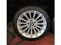 BMW 3 Series Winter Wheels and Tyres