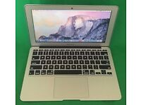 "Apple MacBook Air A1465 11"" Laptop Early 2015 Core i5 1.6GHz, 4GB Ram,128 GB SSD"