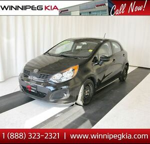 2012 Kia Rio 5 LX *Local Trade!*