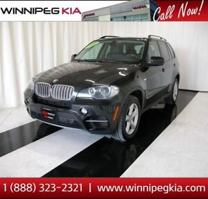 2011 BMW X5 xDrive35d *Local Trade! Reliable 3L Diesel!*