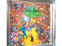 Kerry Darlington, Wizard Of Oz, Artist Proof