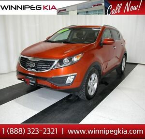 2011 Kia Sportage EX *Heated Front Seats, Cruise & More!*