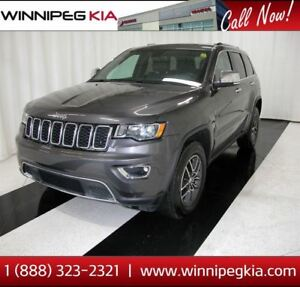 2017 Jeep Grand Cherokee Limited *No Accidents!*