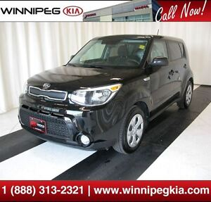 2015 Kia Soul LX *Clean History - No Accidents!*