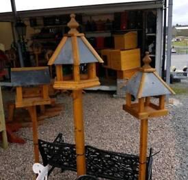 Wild bird tables in stock