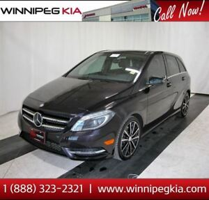 2014 Mercedes-Benz B-Class B250 *Loaded w/ Leather & More!*