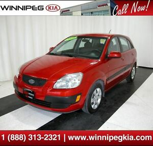 2008 Kia Rio5 EX-Convenience *Heated Front Seats & More!*