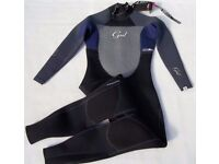 Gul Response 5/3mm Ladies Wet Suit - Size:16 - BNWT