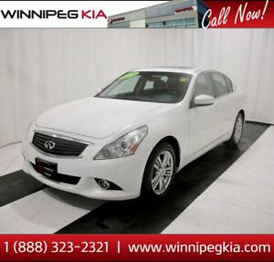 2013 Infiniti G37X Luxury *No Accidents! Always Owned In MB!*