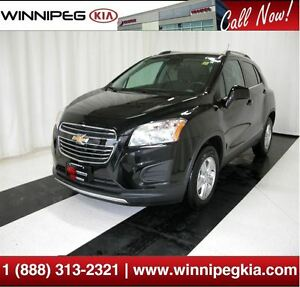 2016 Chevrolet Trax LT *No Accidents! Backup Cam. & More!*
