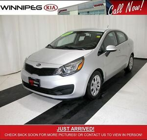 2014 Kia Rio LX+ *Price drop, act fast!*