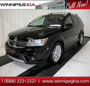 2015 Dodge Journey R/T *No Accidents!*