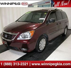 2009 Honda Odyssey LX *Air Conditioning, Cruise & More!*