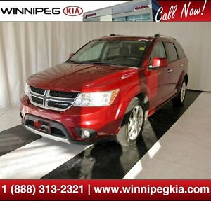 2011 Dodge Journey R/T *Loaded w/ Push Button Start & More!*