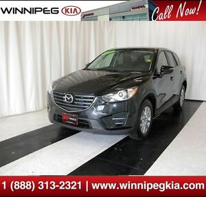 2016 Mazda CX-5 GX *No Accidents! A Must See!*