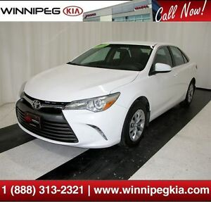 2015 Toyota Camry LE *No Accidents! Always Owned In MB!*