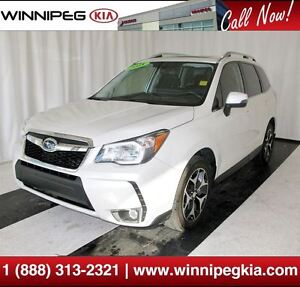 2015 Subaru Forester XT Touring *Loaded w/ Sunroof, Leather & mo