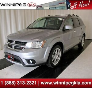 2016 Dodge Journey R/T *Local Trade, No Accidents!*