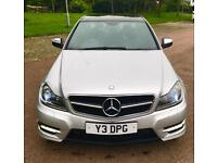 Mercedes c180 with 2012 facelift no swap px c63 replica styles