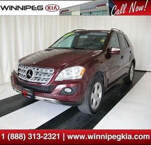 2009 Mercedes-Benz M-Class *Local Trade - No Accidents! Loaded!*
