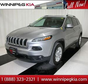 2016 Jeep Cherokee North *Always Owned In MB!*