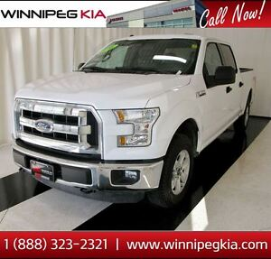 2016 Ford F-150 XLT *Low KM, Box Liner, Hitch & More!*