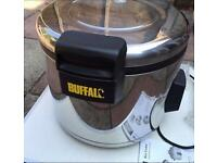 Buffalo Commercial Electric Rice Cooker 6 Litre