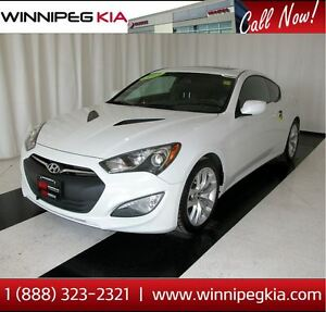 2013 Hyundai Genesis Coupe 2.0T *Loaded!*