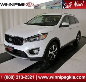 2016 Kia Sorento EX *Loaded! No Accidents!*