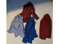 Boys formal shirts age 5