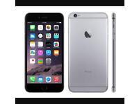 iPhone 6 Plus. 64gb. On vodaphone, lebara, Sainsbury and talk home network. £250 fixed price
